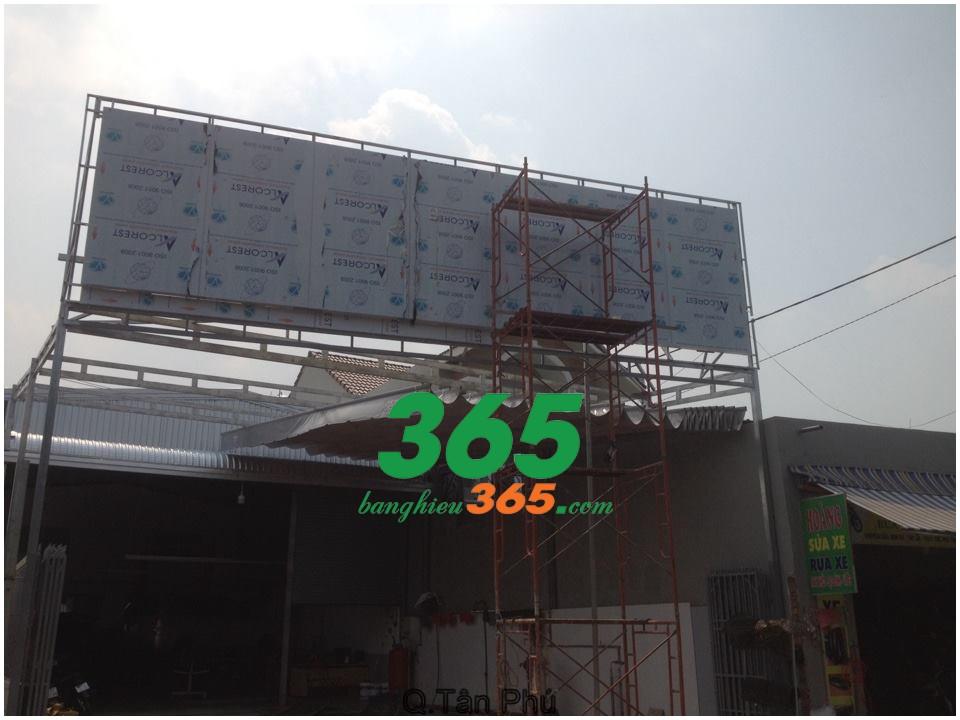 Công Ty Làm Bảng Hiệu Quảng Cáo Giá Rẻ Tại Quận Tân Phú TPHCM