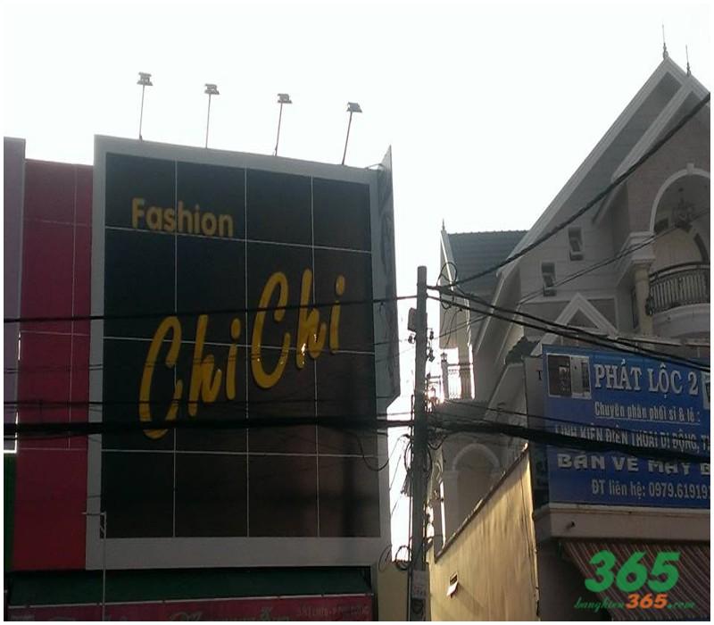 Thi công ốp Mặt dựng Alu Shop - Công ty quảng cáo 365