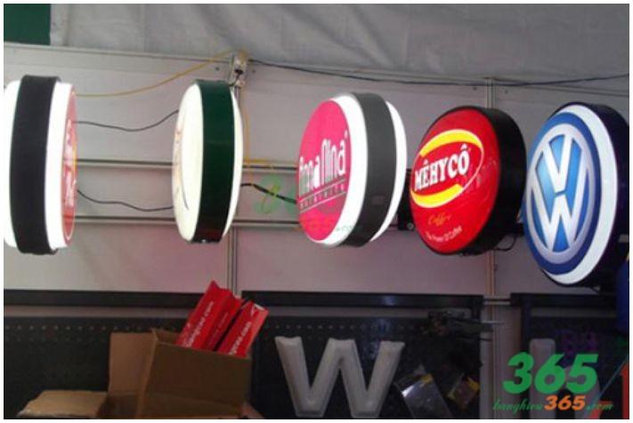 Đơn vị sản xuất hộp đèn uy tín
