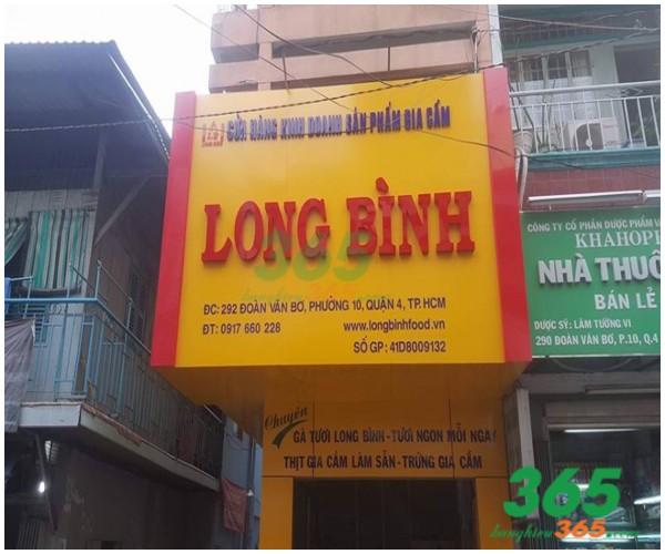 Đơn vị khảo sát thi công bảng hiệu quảng cáo Quận Gò Vấp