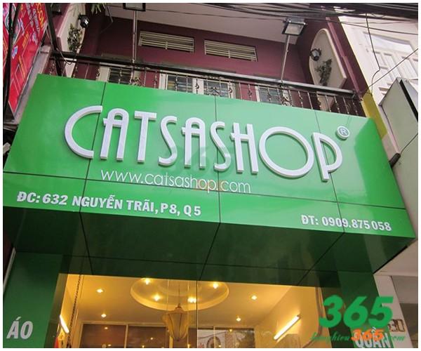 Làm bảng hiệu tại quận Gò Vấp, làm bảng hiệu cho các công ty, các văn phòng, các cửa hiệu, các tòa nhà, các siêu thị,