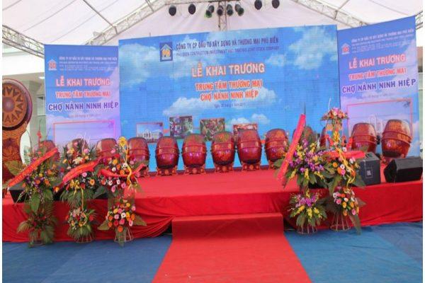 Thi Công Backdrop sân khấu số #1 HCM