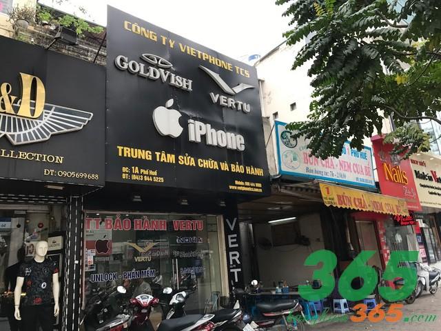 Bảng quảng cáo cửa hàng điện thoại sang trọng