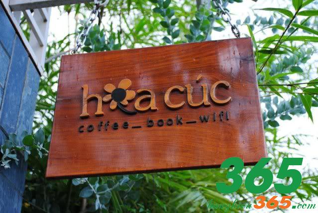 Bảng hiệu quán coffe bằng gỗ đẹp tinh tế