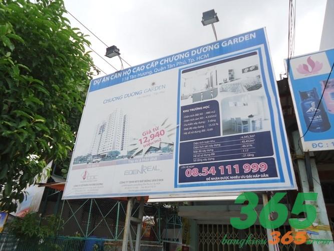 quy định bảng hiệu công trình xây dựng